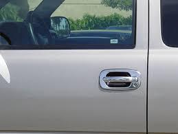 <b>Stainless Steel</b> Chromed Door Handles