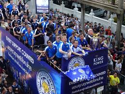 The rise and rise of Leicester City under King Power - Nikkei Asia