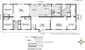manufactured homes floor plans. Fuqua Manufactured Homes Floor Plans A