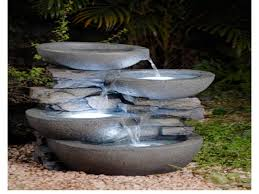 fireplace modern outdoor water fountains contemporary wall lighted waterfall fou best garden lighted outdoor water