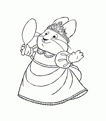 Max And Ruby Coloring Pages Max And Ruby Coloring Pages For Kids