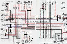 wire diagrams harley softail 1996 99 schémas électrique des harley davidson wiring diagrams and schematics