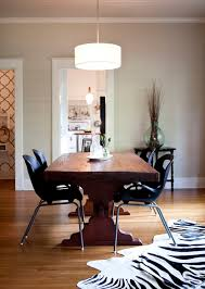 salvaged wood dining tbale