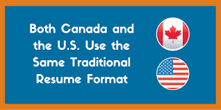 Is There A Difference Between U S And Canadian Resumes
