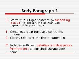 how to write a reaction response paper  20 body paragraph