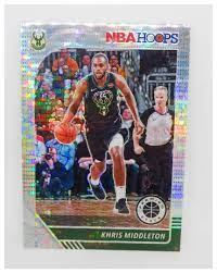 NBA card 2019-2020 NBA Hoops premium ...