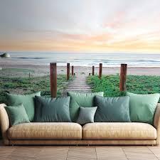 Entschlossen Fototapete Schlafzimmer Strand Zum Karibik Für Zu Hause