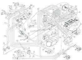 Large size of vintage golf cart wiring diagram club car carryall vi electric vehicle parts archived