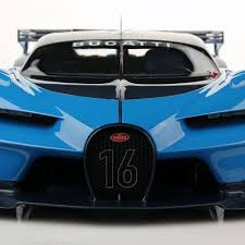 The team drew inspiration for this car from the. Bugatti Vision Gt 1 12 Looksmart Models