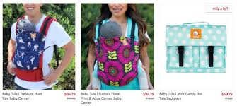 45% Off Baby Tula Ergonomic Baby Carriers, Swaddling Blankets ...