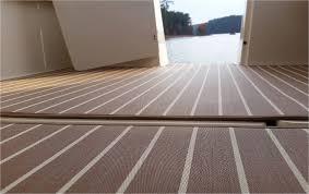 pontoon marine flooring flooring designs