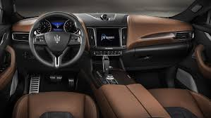 in every aspect of its design the levante is authentically maserati from its powerful dynamic style to its purity of purpose down to the smallest detail