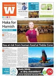 Wanaka Sun 11 17 Aug 2016 Edition 778 by Wanaka Sun issuu