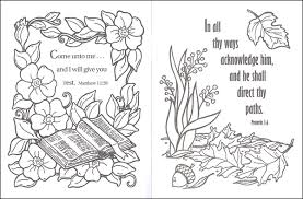 Small Picture Bible Coloring Book Coloring Pages