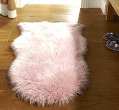 gold fur rug faux fur pink rugs modern rugs rose gold fuzzy rug