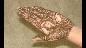 Dulha Dulhan Mehndi Designs Wallpapers Traditional Henna Mehendi Bride Groom Image Design Dulha Dulhan Art