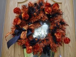 Halloween Wreath Lighted Halloween Wreath Halloween