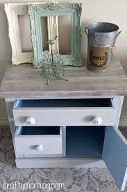 chalk painted furniture ideasAnnie Sloan Chalk Paint Idea  Furniture Makeover  Crafty Morning