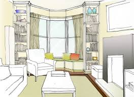 interior design sketches living room. News From LIVE Interior Architecture And Design, Designers Architects Wellington New Zealand Blog, L!VE, Design Sketches Living Room K