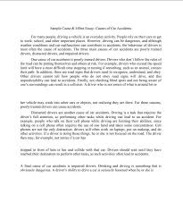 Cause And Effect Essay Samples Beginner Guide To Write A Cause And Effect Essay Samples
