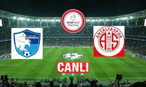 Erzurumspor 2 - 2 Antalyaspor Maç Özeti ve Golleri - TV Gündemi