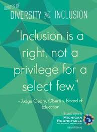 Quotes Of Diversity Inclusion From The Michigan Roundtable Extraordinary Diversity And Inclusion Quotes