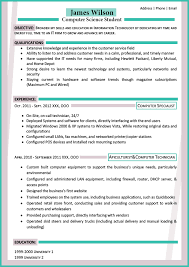 16 Best Resumes For Freshers Wine Albania