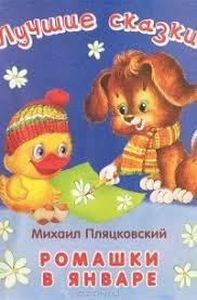 пляцковский михаил спартакович ромашки в январе