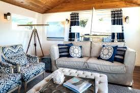 beach style living room furniture. Nautical Themed Living Room Beach Style Furniture Chair With .