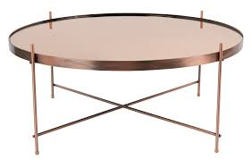 cupid large l coffee table