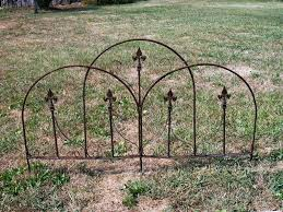 Inspirations Decorative Garden Fence With Wrought Iron Decorative Decorative Fencing Amp Garden Fencing In Perth Wa By Crazy Pedros