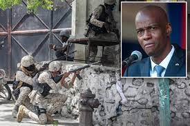 assassination of Haiti president