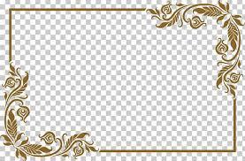 frame png clipart ancient box border
