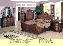 Solid Wooden Bedroom Furniture Exquisite On Inside Wood Sets Contemporary  Stylish 17