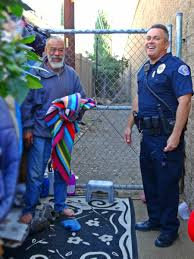 on tuesday december 8 the garden grove police department a local non profit organization called knots of love and the first presbyterian church of