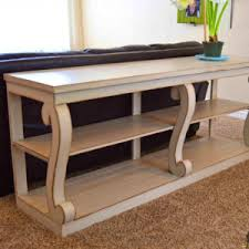 diy sofa table ana white. Adorable Remodel The Furniture Sofa Table Console Storage Drawers Intended  For Diy With Diy Sofa Table Ana White