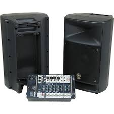 sound system with subwoofer. yamaha stagepas 500 portable pa system sound with subwoofer