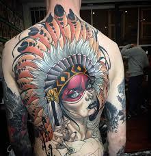 татуировки Kat Abdy