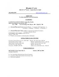 Pretty Internal Medicine Residency Cv Example Images Entry Level