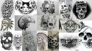 эскизы тату череп клуб татуировки фото тату значения эскизы