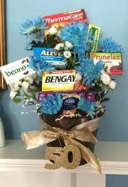 best gift for 40 year old man old age remes tucked into a flower arrangement is a forting idea for a birthday see more birthday gifts gift for 40