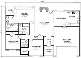 1600 sq ft ranch house plans unique to 1700 square foot