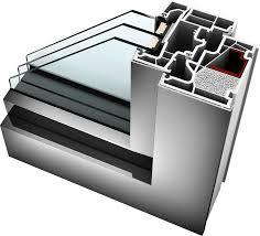 Upvcaluminium Windows Kf 410 Internorm Gb