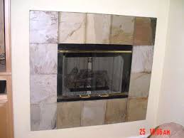 image of fireplace with tile ideas