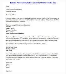 visa letter invitation letter sample sample invitation letters sample letters