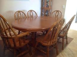 interior dining room table and chairs used decor ideas antique positive 9 ethan allen reviews po dining room sets used