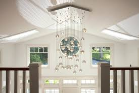 two story foyer transitional entrance jodi foster inside large chandeliers for decor 7