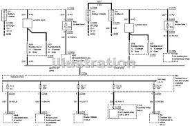 ford electrical wiring diagrams ford excursion 2002 diagram power distribution