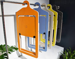 space furniture chairs. malouinu0027s amazing umbra shift hanging chairs are stored like clothes space furniture