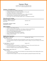 Effective Resume Sample Of Effective Resume Tomyumtumweb 32